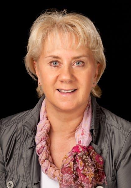 Susanne Wilkens, wichtiger Teil des Teams bei Wilkens-Immobilien, Hollenstedt
